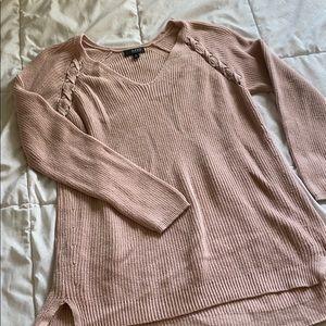 🆕 [Ana] NWOT Pink sweater